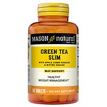 Mason Natural Green Tea Slim, Tablets
