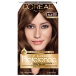 L'Oreal Paris Superior Preference Permanent Hair Color Medium Chestnut Brown 5CB