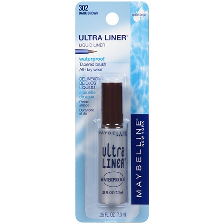 Maybelline Ultra Waterproof Liquid Liner