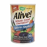 Nature's Way Alive! Soy Protein Ultra-Shake