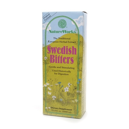 Image of NatureWorks Swedish Bitters - 33.8 fl oz