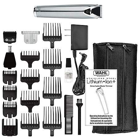 Wahl Lithium All In One Trimmer Model 9818 Walgreens