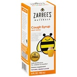 ZarBee's Naturals Children's Cough Syrup Natural Grape Flavor