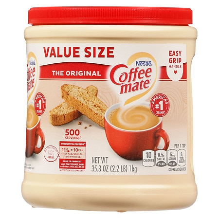 Coffee-mate Coffee Creamer Original - 35.3 oz.