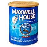 Maxwell House Ground Coffee Original Roast