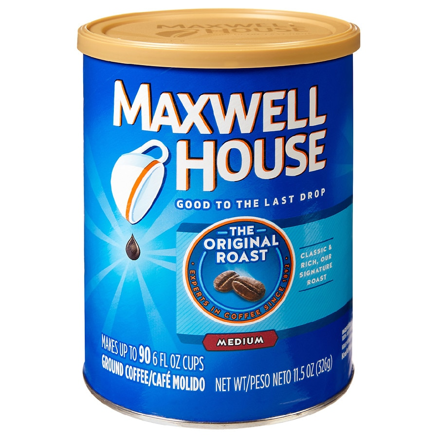 Sorry, no Maxwell House offers currently available.