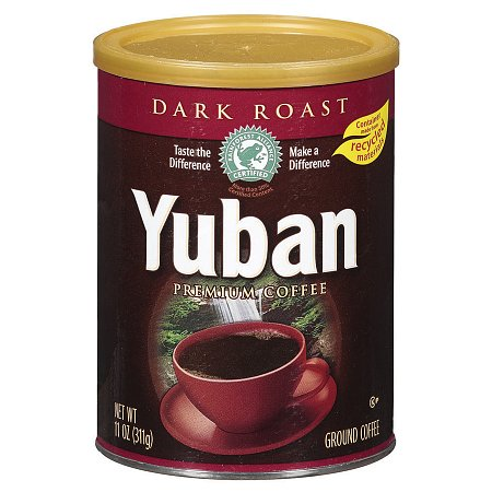 Yuban Premium Coffee Dark Roast