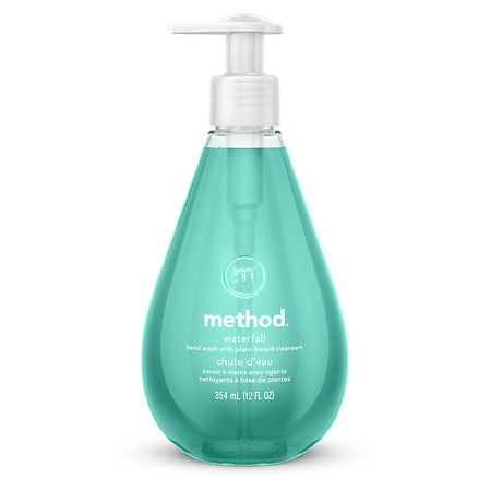 method Gel Hand Wash Waterfall