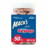 Mack's Ultra Soft Foam Earplugs