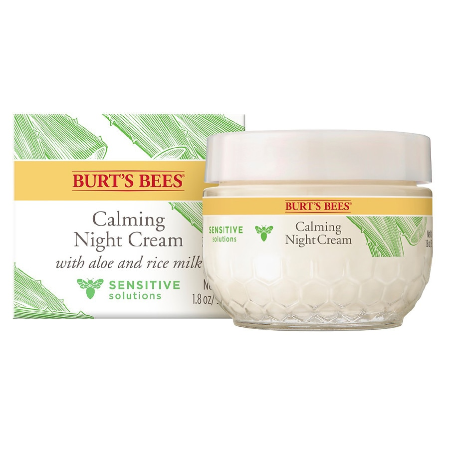Burt's BeesSensitive Night Cream 1.8oz