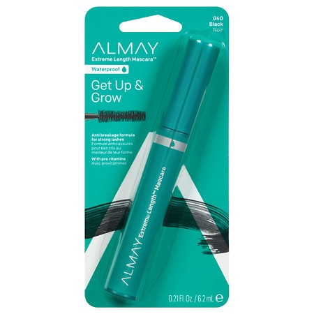 Almay One Coat Get Up & Grow Waterproof Mascara