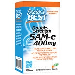 Doctor's Best Double-Strength SAMe, Enteric Coated Tablets