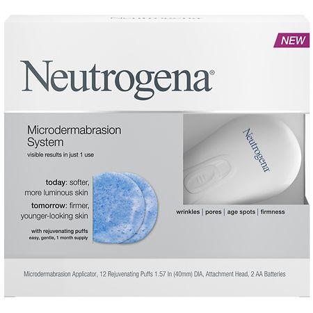 Neutrogena Microdermabrasion System - 1 set