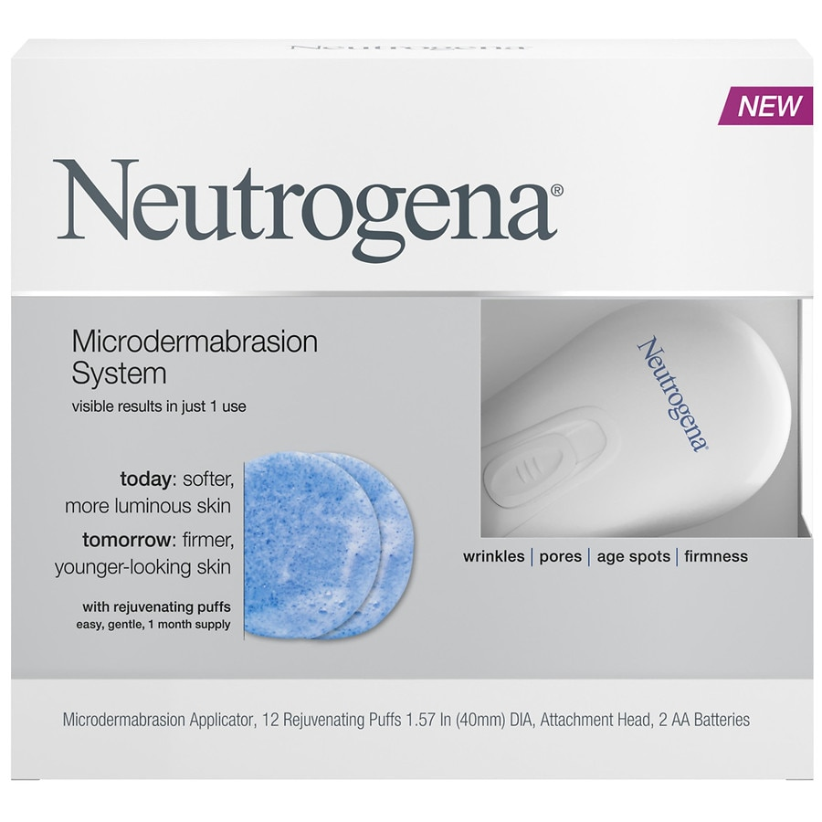Neutrogena Microdermabrasion System1.0 set