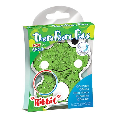 TheraPearl Pals Frog