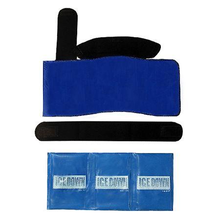 I.C.E. Down Cold Therapy Wrap, Shoulder - 1 ea