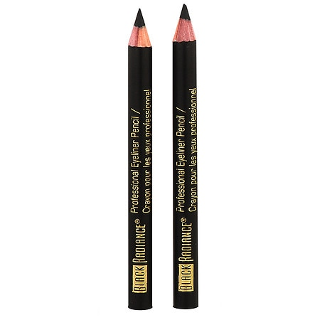 Black Radiance Twin Pack Eyeliner Pencil 2 pk Truly Black