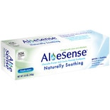 AloeSense Naturally Soothing, Clinically-Proven Anti-Cavity Fluoride Toothpaste Fresh Mint, Family Size