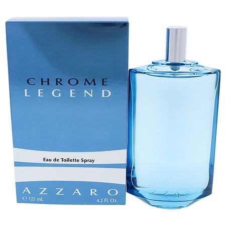 Azzaro Chrome Legend EDT Spray - 4.2 fl oz