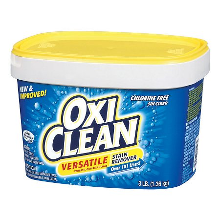 Oxiclean Versatile Stain Remover Powder 3 Lb