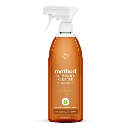 method Wood for Good Daily Clean Almond
