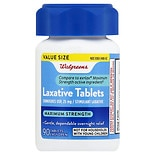 Walgreens Maximum Strength Laxative Pills