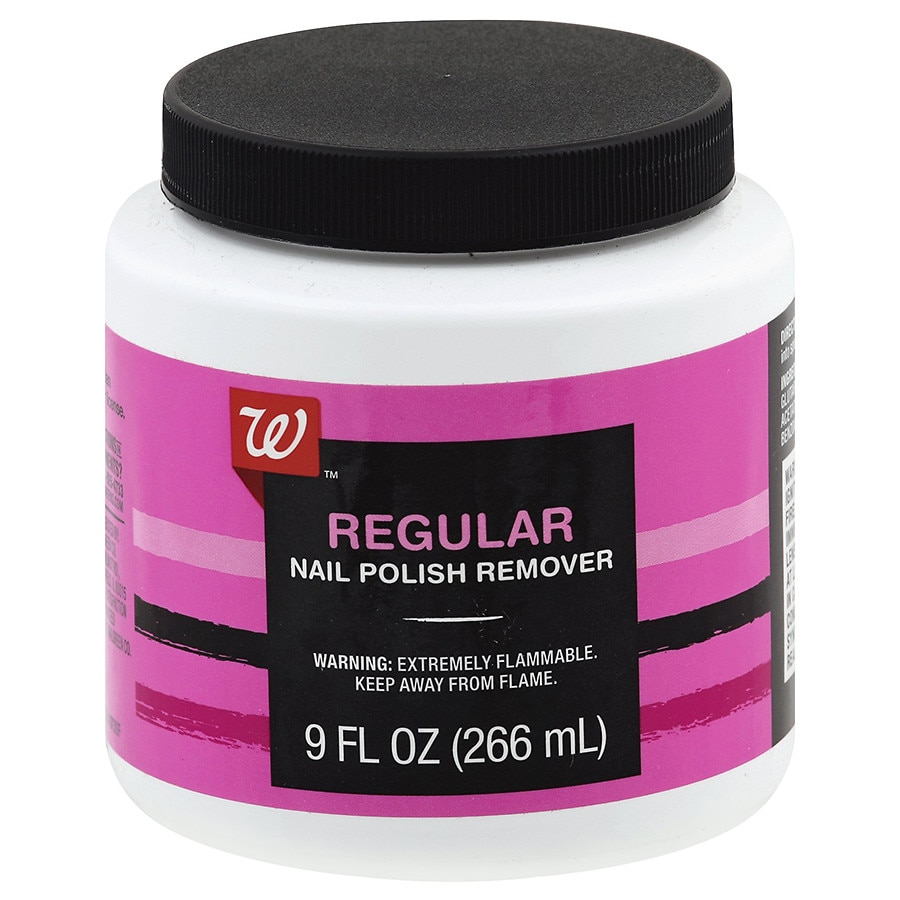 Walgreens Beauty Nail Polish Remover Liquid