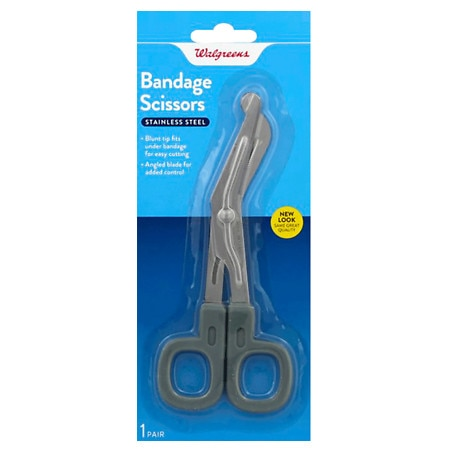 Walgreens Bandage Scissors