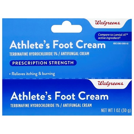 Walgreens Athlete's Foot Cream - 1 oz.