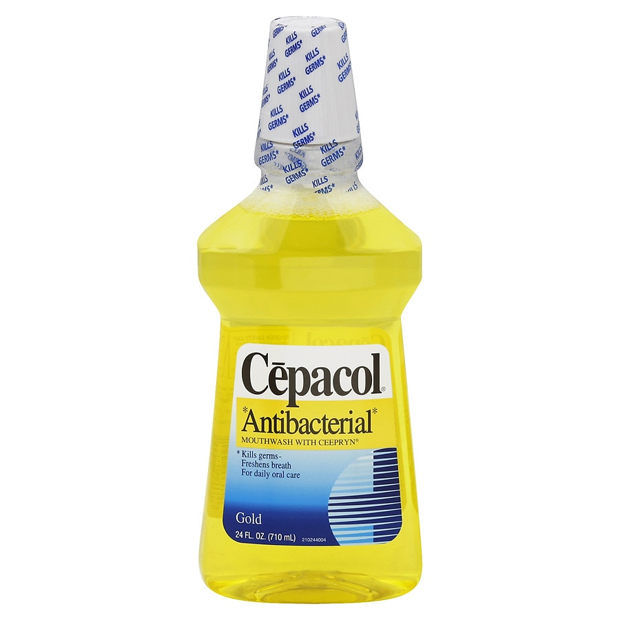6d9cad5d423 Cepacol Antibacterial Multi-Protection Mouthwash | Walgreens