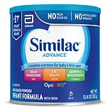 Similac Advance Infant Formula with Iron Powder