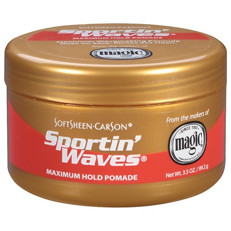 Magic Shave Sportin' Waves Pomade - 3.5 oz.