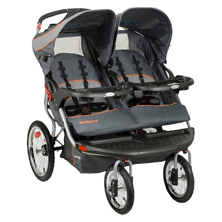 Click here for Baby Trend Navigator Double Jogging Stroller - 1 e... prices