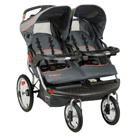 Baby Trend Navigator Double Jogging Stroller - 1 ea