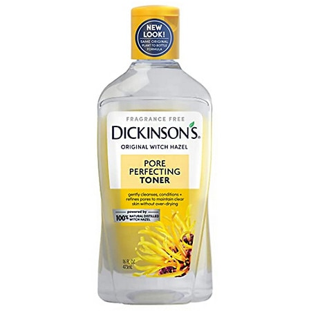 Dickinson's Original Witch Hazel Pore Perfecting Toner - 16 oz.
