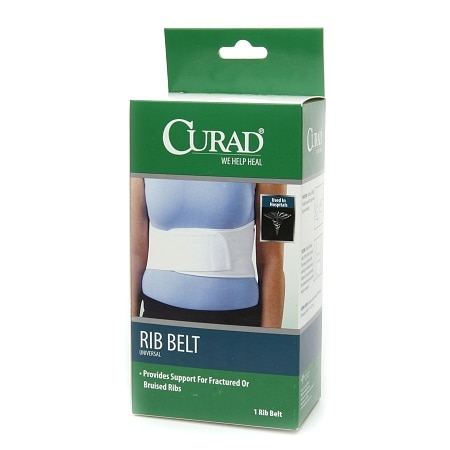 Curad Rib Belt, Universal, 28-50 Inches - 1 ea