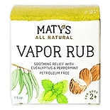 Maty's All Natural Vapor Rub