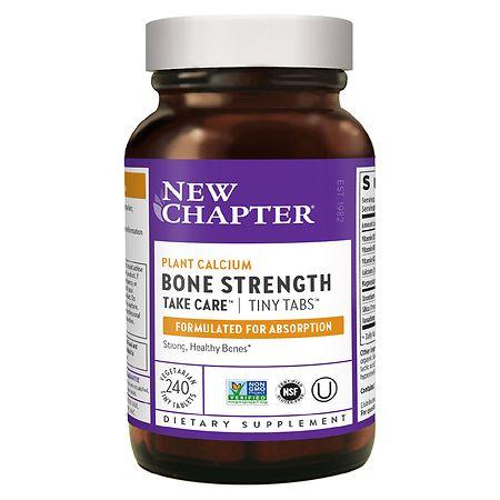 New Chapter Bone Strength Tiny Tabs -