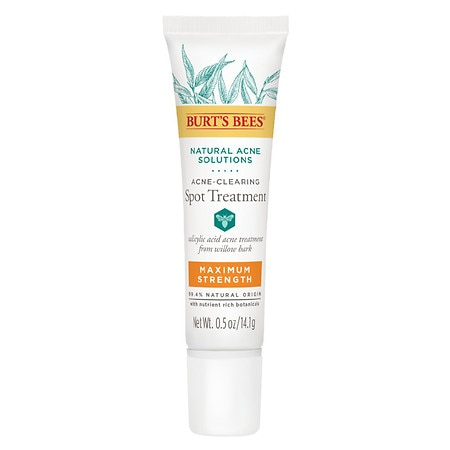 Burt's Bees Natural Acne Solutions Maximum Strength Spot Treatment Cream for Oily Skin - 0.5 oz.