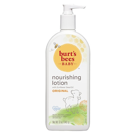 Burt's Bees Baby Bee Lotion Original - 12 oz.