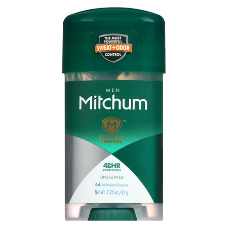 Mitchum Power Gel Anti-Perspirant & Deodorant Unscented