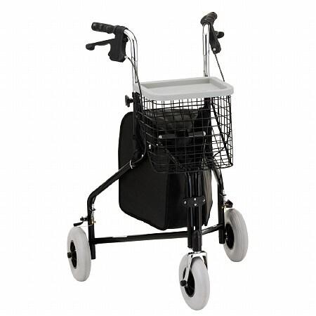 Nova Traveler 3 Wheel Walker - 1 ea