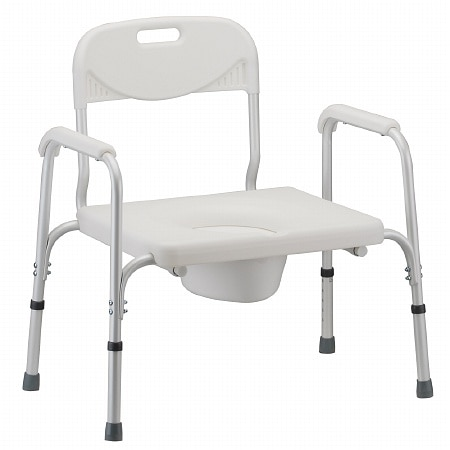 Nova Heavy Duty Commode - 1 ea