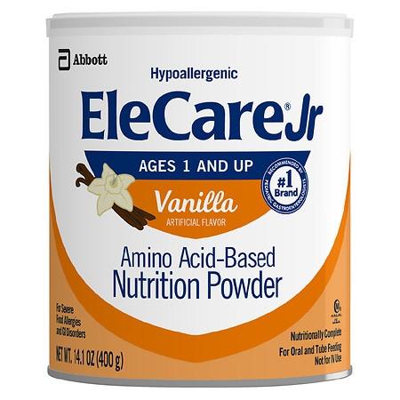 EleCare Jr Hypoallergenic Toddler Formula Powder Vanilla - 14.1 oz.