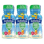 PediaSure Grow & Gain with Fiber Nutrition Shake Ready-to-Drink Vanilla