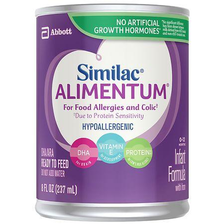 Similac 8 oz can
