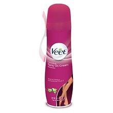 Veet Legs Body Spray On Cream Hair Remover Walgreens