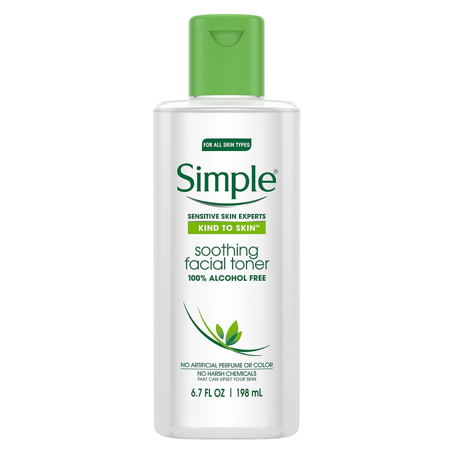 simple skincare toner