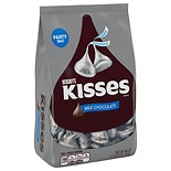 Hershey's Milk Chocolate Kisses Party Bag