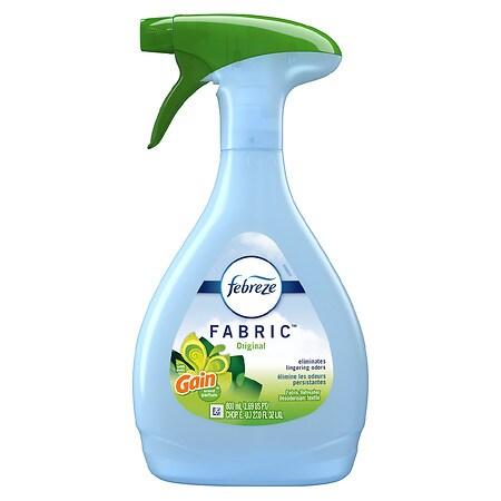 Febreze Fabric Refresher Air Freshener Gain Original